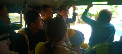 Myanmar-pickup