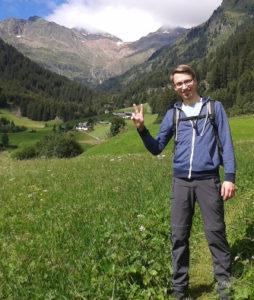 Stefan in Südtirol