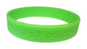 MonatsMob Band hinten
